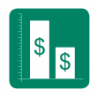 Gross margin analysis icon