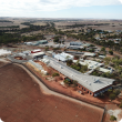 aerial of northam office